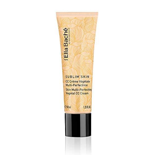 CC Crème Végétale Multi-Perfectrice - Une CC crème à la teinte universelle pour toutes carnations aux pigments minéraux micro-encapsulés I 98,5% d'ingrédients d'origine naturelle - 40ml