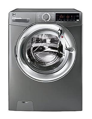 Hoover H-Wash 300 H3WS610TAMCGE 10KG Load 1600 RPM Graphite Freestanding Washing Machine