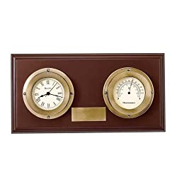 Bulova Windham Maritime Wall Collection Clock
