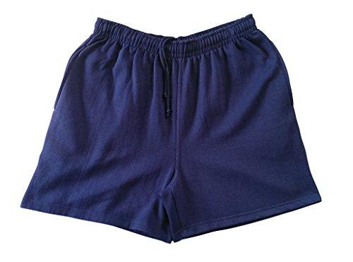 Herbold Sportswear Short pour Homme S Bleu - Marine