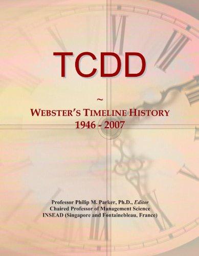 TCDD: Webster's Timeline History, 1946 - 2007