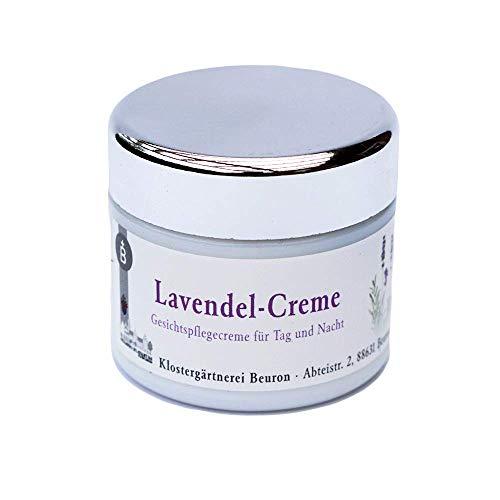 Lavendel - Gesichtscreme - Kosmetik aus der Natur - Pflege für Tag und Nacht - Eine Frischzellenkur für Ihr Gesicht