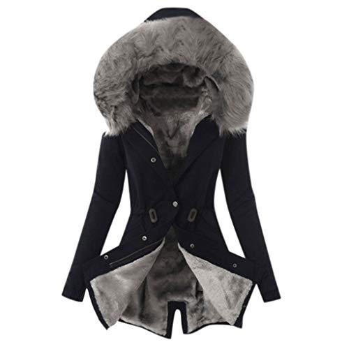 MORETIME Mäntel und Jacken Damen Mäntel Damen Mäntel und Jacken Mäntel Damen Winter Mäntel für Mädchen Mäntel Damen Mode Mäntel Damen Webpelz Mäntel für Damen