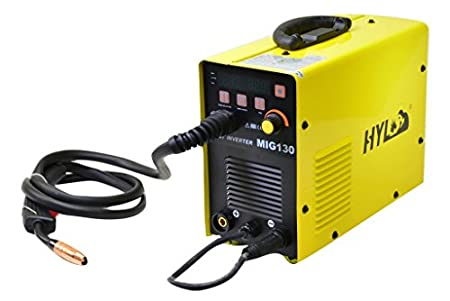 HYL MIG130 Combo MIG Welder –2YR USA WARRANTY WITH USA BASED PARTS AND SERVICES