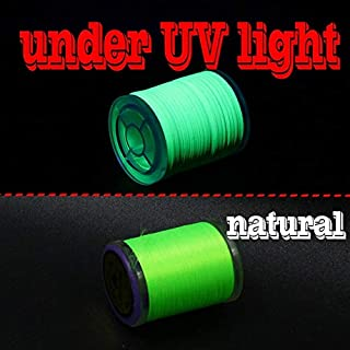 Vimax-Fishing Lures - Persuader 6/0 150D UV fly tying thread multi-filament fluorescent tying thread trout bass&pike fly f...