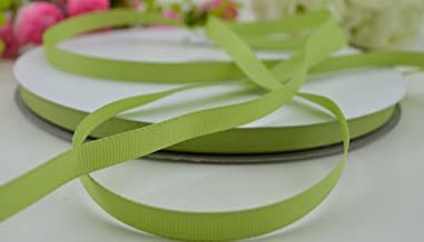 Grosgrain Ribbon 3/8'' 100yards (olive green2)#34