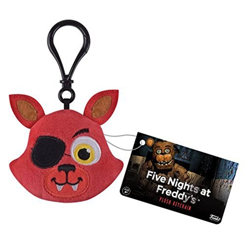 Funko Five Nights at Freddys Foxy Plush Keychain