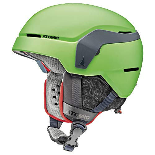 Atomic Count JR Kinder-Skihelm, S (51-55 cm), Grün, AN5005574S