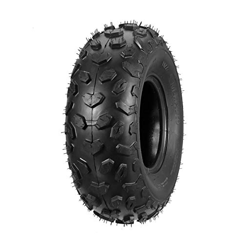 MaxAuto 19x7-8 19x7x8 All Terrain ATV Tire Mini Bike Tire 4PR UTV SportQuad Tires Load range B 28J