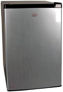 comprar comparacion DCG Eltronic MF1070 Portátil Negro, Acero inoxidable - Frigorífico (Negro, Acero inoxidable)