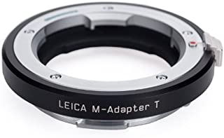 Leica 018-771 M-Adapter-T for Leica T (Black)