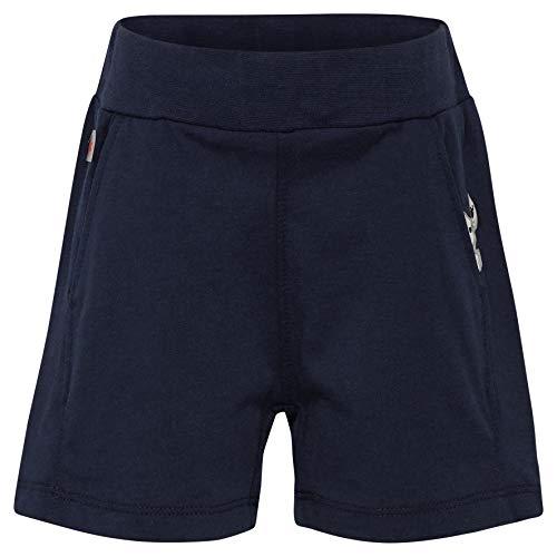 Lego Wear Duplo Boy Pan 323-Sweat Short, Bleu (Dark Navy 590), 92 Bébé garçon