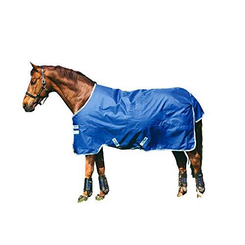 Horseware Amigo Hero ACY XL Medium 200 g regendeken voor krachtige paarden Colony Blue (165), 130