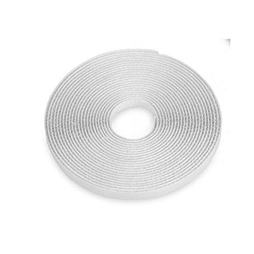 Fenster-Fliegengitter Klettband selbstklebend Befestigungsband 5m x 1cm
