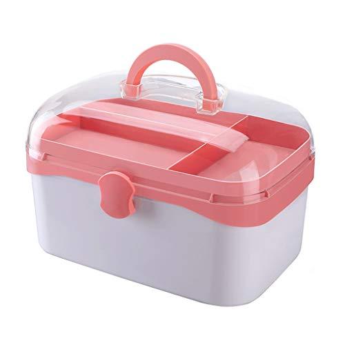 Medicijnbox SAP-pillendoos PP 28,5 x 21 x 18,5 cm huisapotheek veiligheid