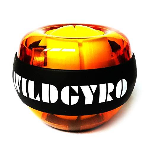 GAOYOO Gyroskop Ball Kein Licht Handgelenk Power Ball Arm Muskel Relax Exerciser Stärker Rotor Gym Hand Exerciser Gyro Ball