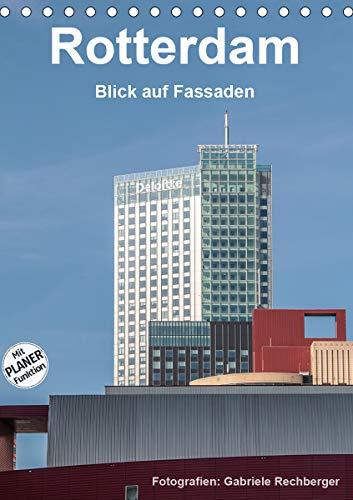 Rotterdam: Blick auf Fassaden (Tischkalender 2021 DIN A5 hoch)