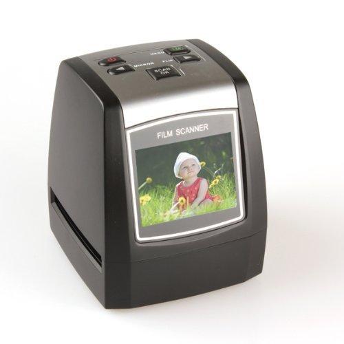 Scanner per pellicola 35mm e diapositive da Express Panda | Convertire film negativi e diapositive foto in JPG file digitale