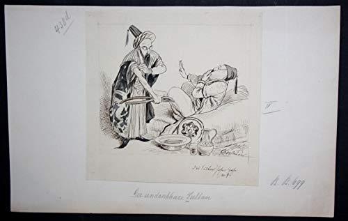 Des Sultans hohler Zahn (