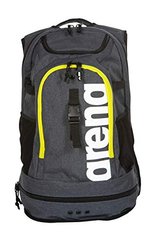 Arena Fastpack 2.2 Bags, Adultos Unisex, Grey Melange, TU