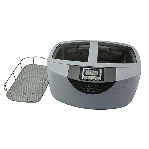 iSonic Commercial Ultrasonic Cleaner, Stainless Steel