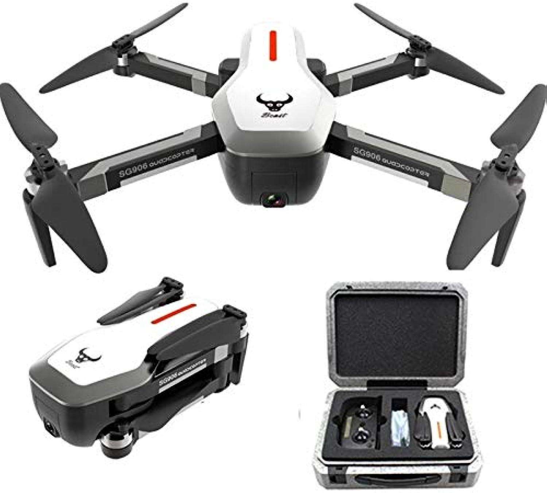 DishyKooker ZLRC Beast Drone SG906 5G WiFi FPV Drone con Fototelecamera 4K e Valigia EPP 3 batterie