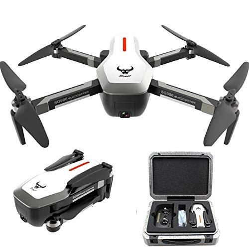 ACHICOO Drohnenzubehör, ZLRC Beast SG906 5G WiFi GPS FPV Drohne mit 4K Kamera und EPP Koffer 3 Batterie