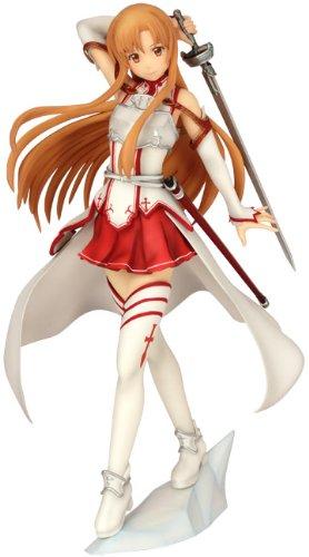 . ~ (1/8 scale PVC Figure) Sword Art Online Asuna-swordsman ver (japan import)