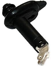 AERZETIX: Interruptor del freno de mano puerta iluminacion interior compatible con 6366.78 C10181