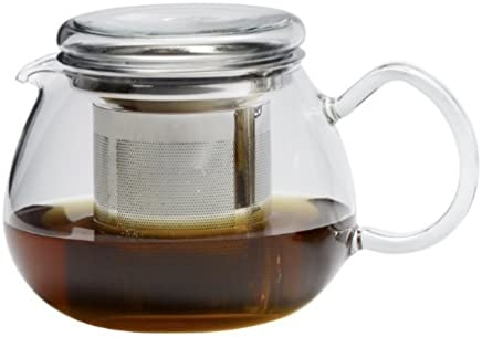 Preisvergleich für Trendglas Jena Teekännchen Pretty Tea II mit Edelstahlfilter, 0,5 Liter