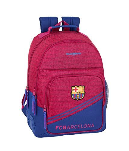 FC Barcelona Corporativa Oficial Mochila Escolar 320x150x420mm