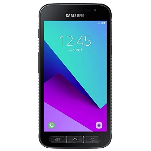"""Samsung Galaxy XCover 4 SM-G390F 4G 16GB Black - smartphones (12.7 cm (4.99""""), 1280 x 720 pixels, Flat, TFT, Multi-touch, Capacitive) [Germania]"""