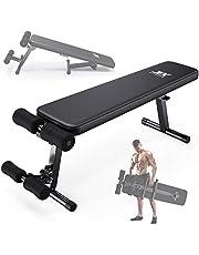 JX FITNESS Banco de Musculación Ajustable Multifuncional de Casa Banco de Entrenamiento de Fitness