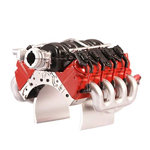 TXYFYP Soporte De Motor Giratorio De Acero para Soporte De Reparaci/óN De Motor De Motor V8,Soporte De Acero Inoxidable Port/áTil,Marco De Reparaci/óN De Motor De Autom/óVil Rotativo para TRX4 SCX10
