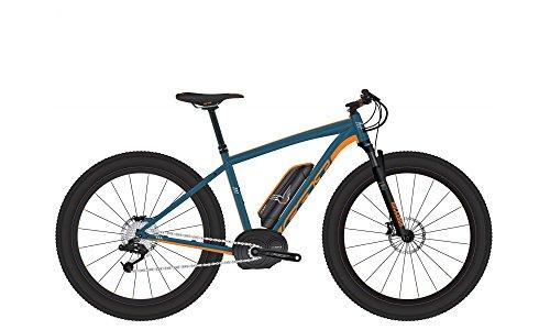 FELT LebowskE E-Fatbike Elektro Fatbike High End - Bicicleta eléctrica con cambio...