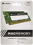 Corsair CMSA16GX3M2A1600C11 SO-DIMM Kit Apple Mac 16GB (2x8GB) (DDR3L 1600Mhz CL11 1,35V Apple Zertifizifiert)