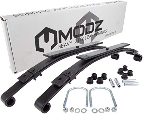 Club Car DS Heavy Duty Deluxe Rear Leaf Spring Kit by MODZ
