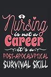L'allattamento non è una carriera: Quaderno Din A5 post-apocalittico regalo con 120 pagine