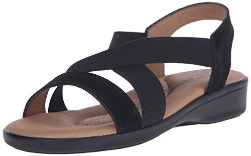 Arcopedico Monterey Black Sandal 9.5-10 M US