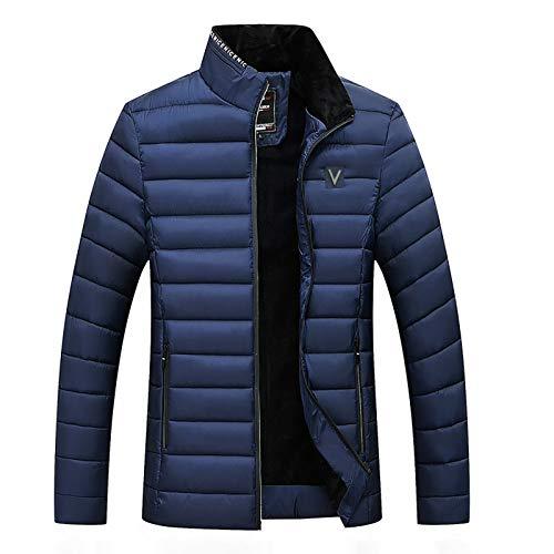 Herren Winter Steppjacke Daunenjacken Sportliche Übergangsjacke Moderne leichte Winterjacke modische Jacke für Männer