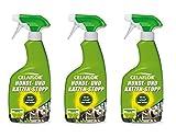 Evergreen Garden Care Deutschland GmbH CELAFLOR Hunde- und Katzen-Stopp 1,5 l - Fernhaltemittel verhindert erneute Verschmutzungen