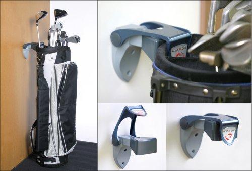 Hold-N-One Golf Bag Holder
