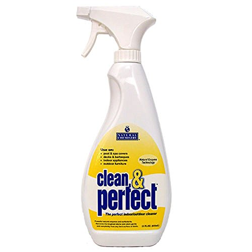 Natural Chemistry Clean & Perfect 24 oz. Spray Bottle