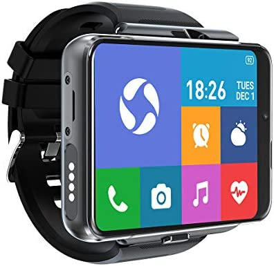 4U com 4G LTE Smart Watch Phone Android 9 0 8 Core CPU 4GB 64GB 2 88 HD Screen 13MP 5MP Dual product image