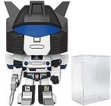 Funko Pop! Retro Toys: Transformers - Jazz Vinyl Figure (Includes Compatible Pop Box Protector Case)