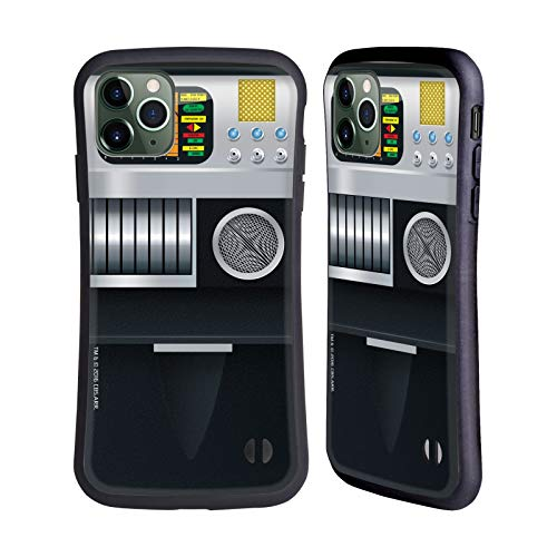 Head Case Designs Officially Licensed Star Trek Tricorder Gadgets Hybrid Case Compatible with Apple iPhone 11 Pro Max