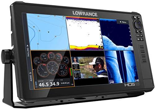 Lowrance HDS-Live Fish Finder