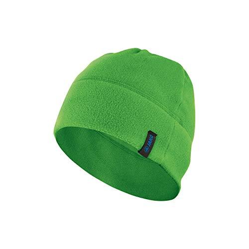 JAKO Fleece Mütze, Soft Green, One Size (02)