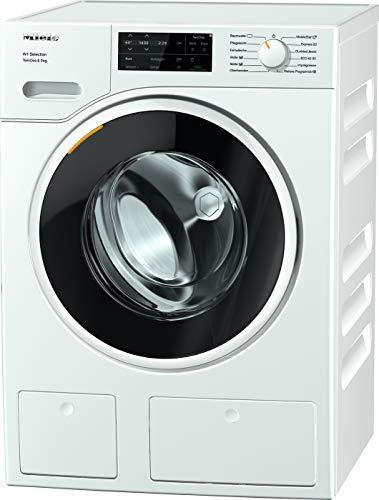 Miele WSG 663 WCS 9kg Waschmaschine mit Schontrommel, Autom. Waschmitteldosierung, Vernetzung, 1400 U/min & Addload