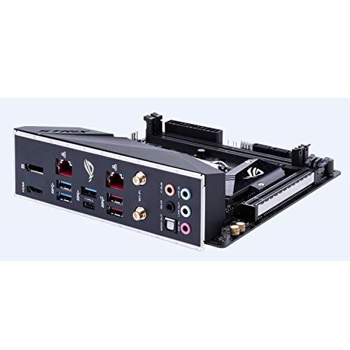 Build My PC, PC Builder, ASUS Strix H370-I Gaming